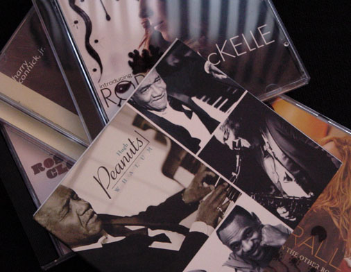 Hugh Peanuts Whalum and other CDs...